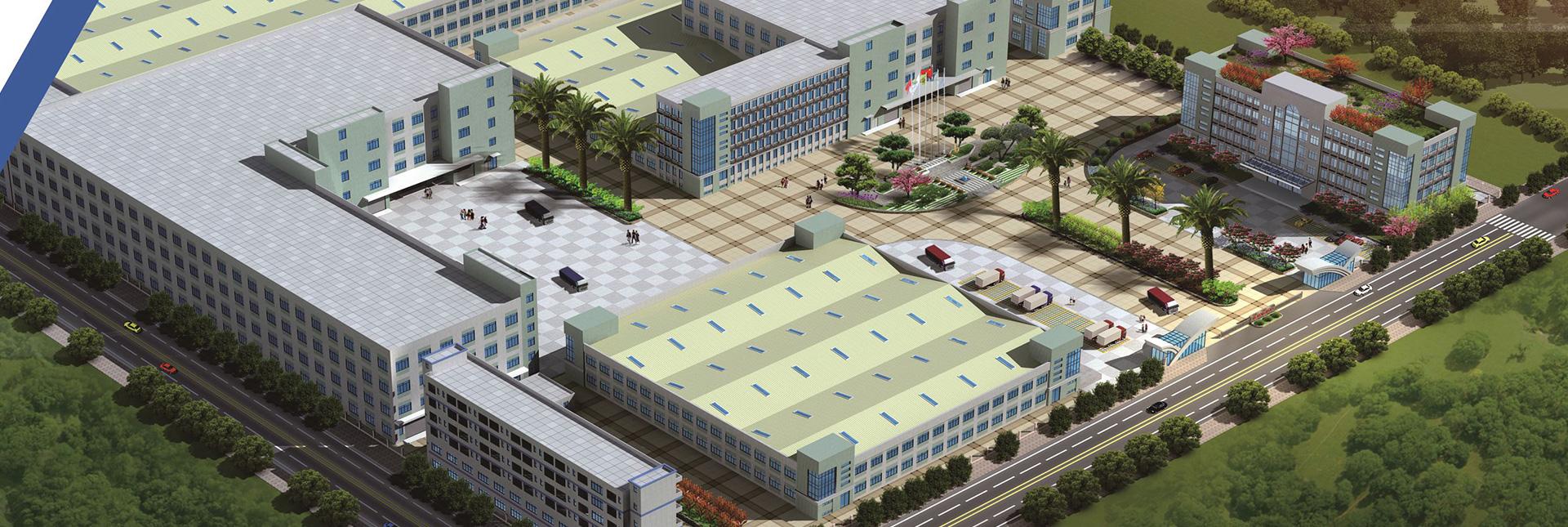 工厂全景3D图_中联电缆_广州分站
